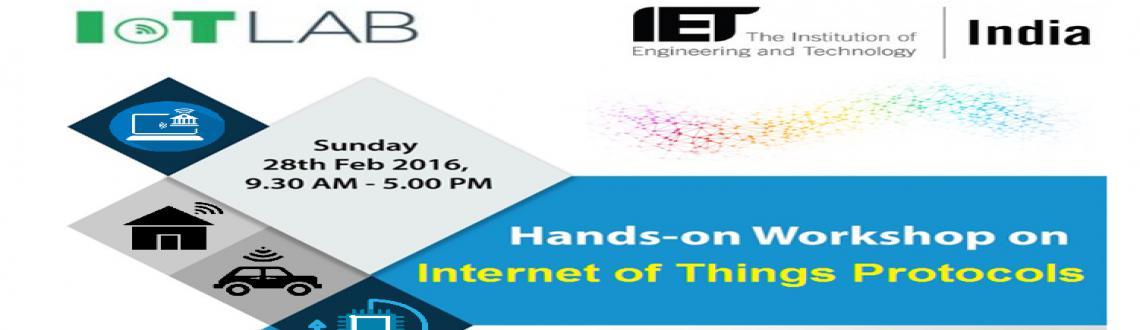 Internet of Things Protocols Workshop