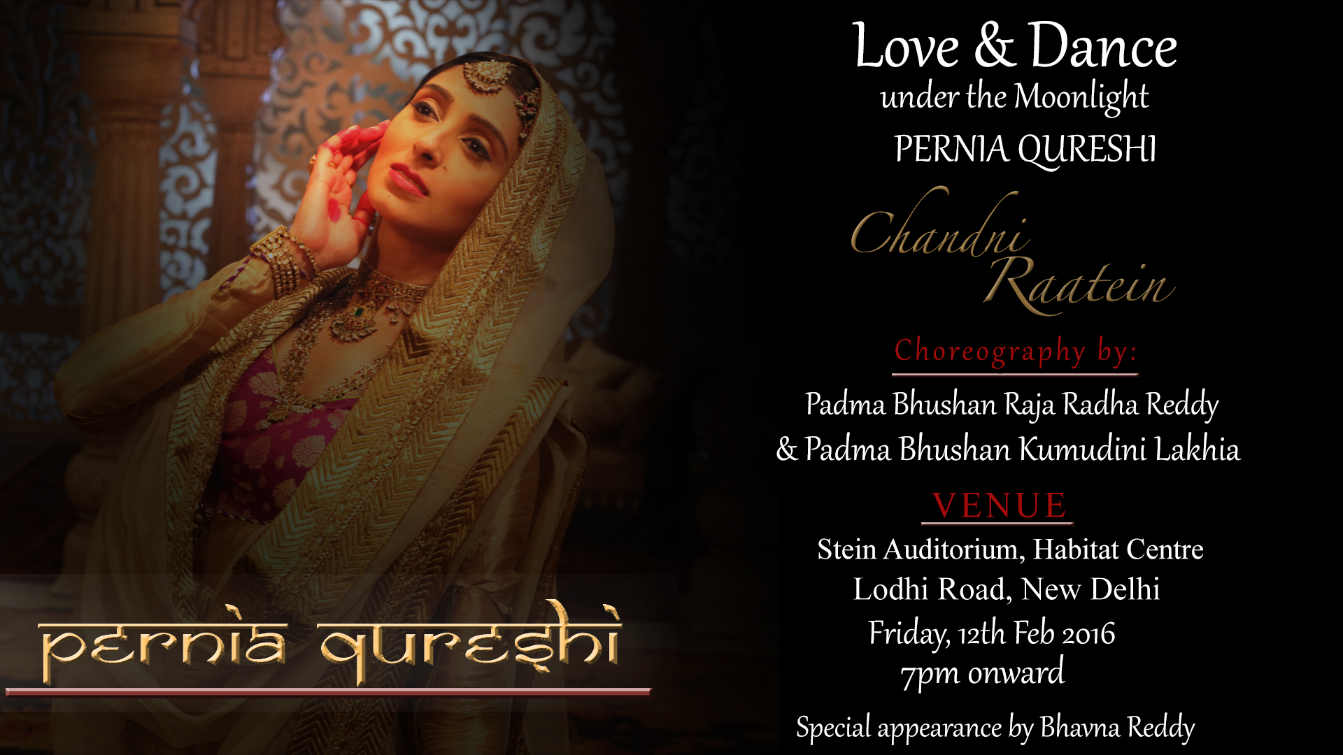Chandni Raatein-Love and dance under the moonlight with Pernia Qureshi