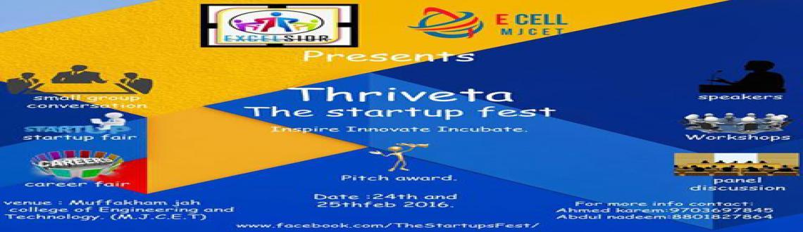 THRIVETHA - THE START UP FEST