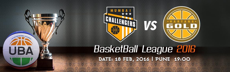 UBA Season 2 - Mumbai Challengers Vs Haryana Gold