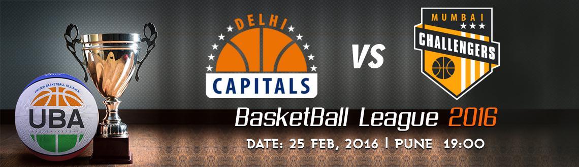 UBA Season 2 - Delhi Capitals Vs Mumbai Challengers