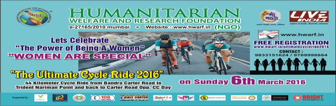 The Ultimate Cycleride 2016