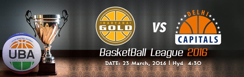 UBA Season 2 Haryana Gold Vs Delhi Capital