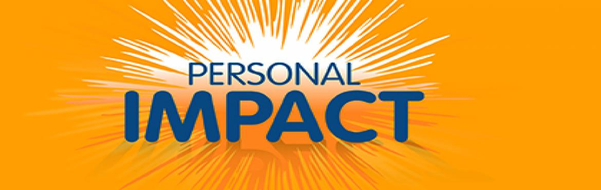 MaynardLeigh Theatre based Open workshop-Personal Impact