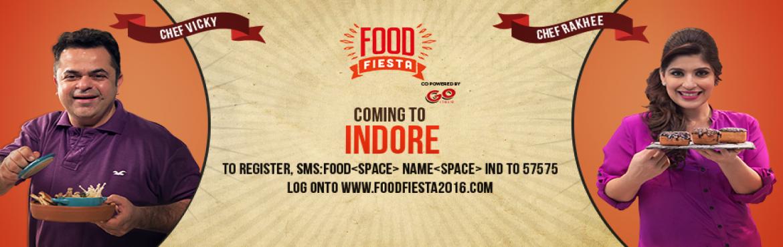 Living Foodz Food Fiesta - Indore