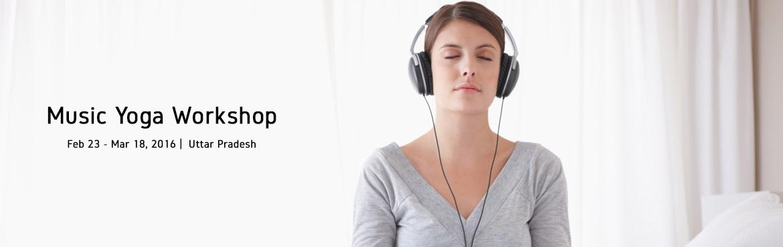 Music Yoga Workshop