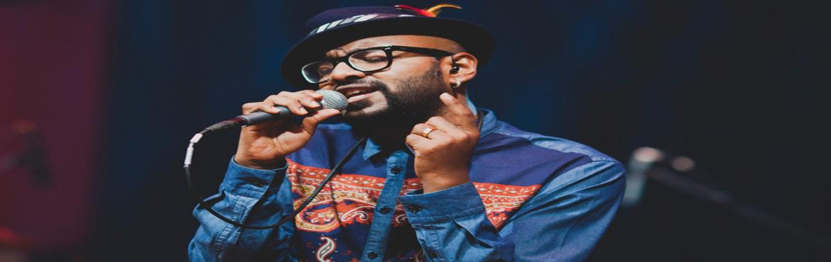 Benny Dayal live in concert at Phoenix Marketcity