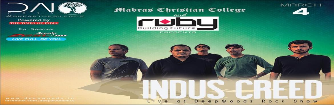 INDUS CREED AT DEEPWOODS 2016