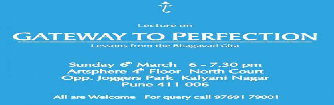 GATEWAY TO PERFECTION - Lessons from the Bhagavad Gita