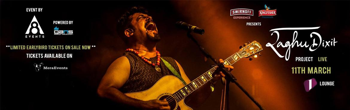 After 8 Events presents Raghu Dixit Live in Pune