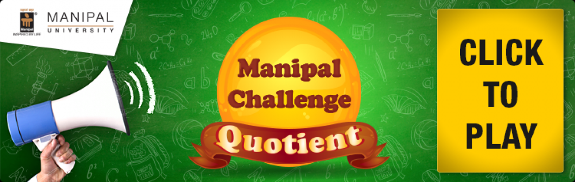 Manipal University Challenge Quotient on Oust App and win iPADs