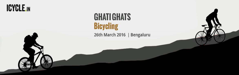 GHATI GHATS Bicycling Event 26-MAR-2016