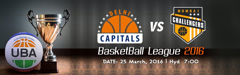 UBA Season 2 Delhi Capital Vs Mumbai Challengers