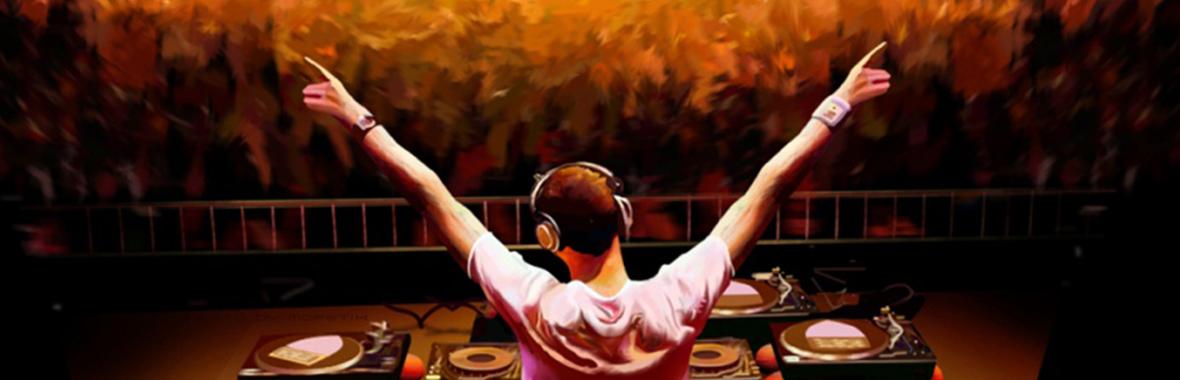 Longest DJ relay session at Phoenix Marketcity