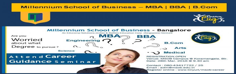 Career Guidance Seminar in Bangalore