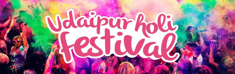 Udaipur Holi Festival
