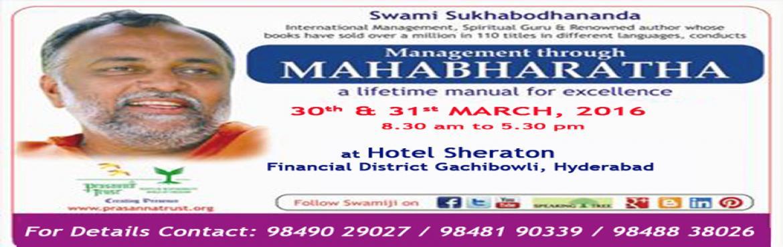 Management Through Mahabharatha
