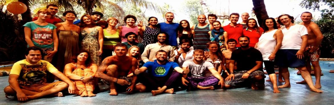 Active and Passive Meditation Workshop at The Beach House Goa