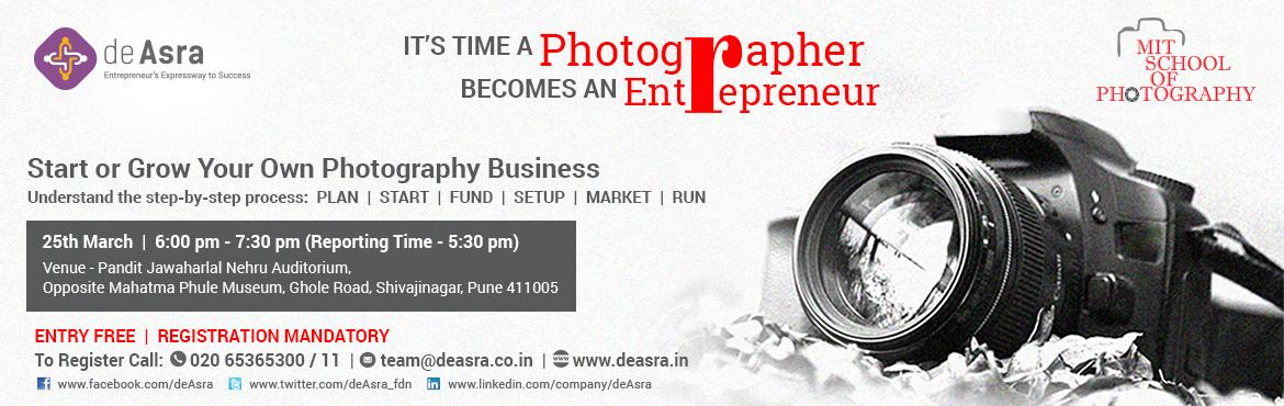 Start or Grow Your Own Photography Business