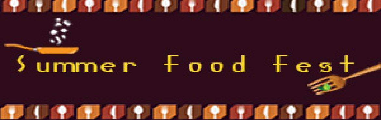 Chennai Summer Food fest