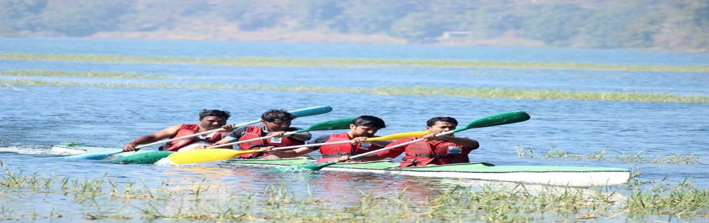 Kayaking Training Camp