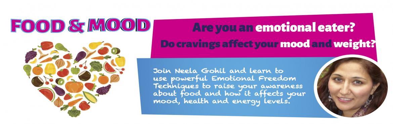 Food and Mood Workshop by Neela Gohil