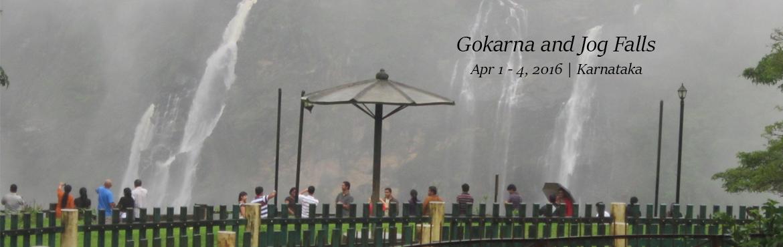 Trip to Gokarna and Jog Falls