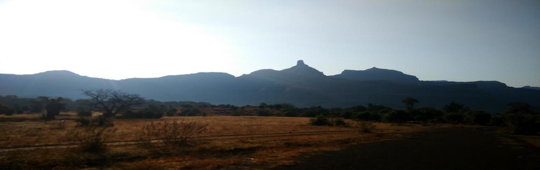 Ratangad fort trek (experience beautiful landscape)