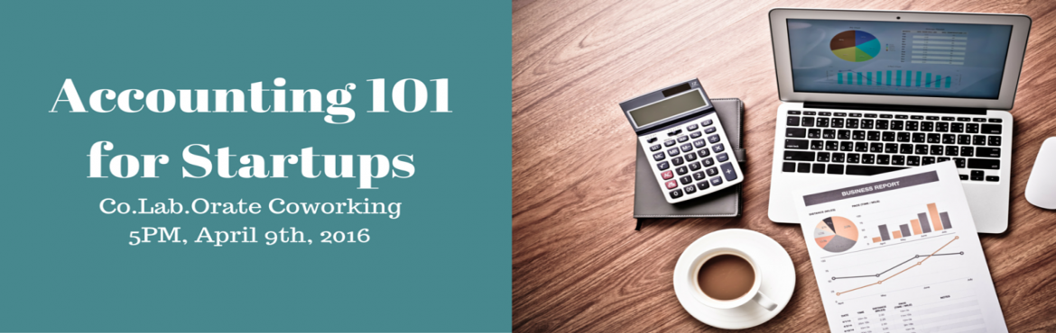 Accounting 101 for Startups