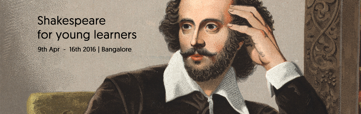 Shakespeare  for young learners