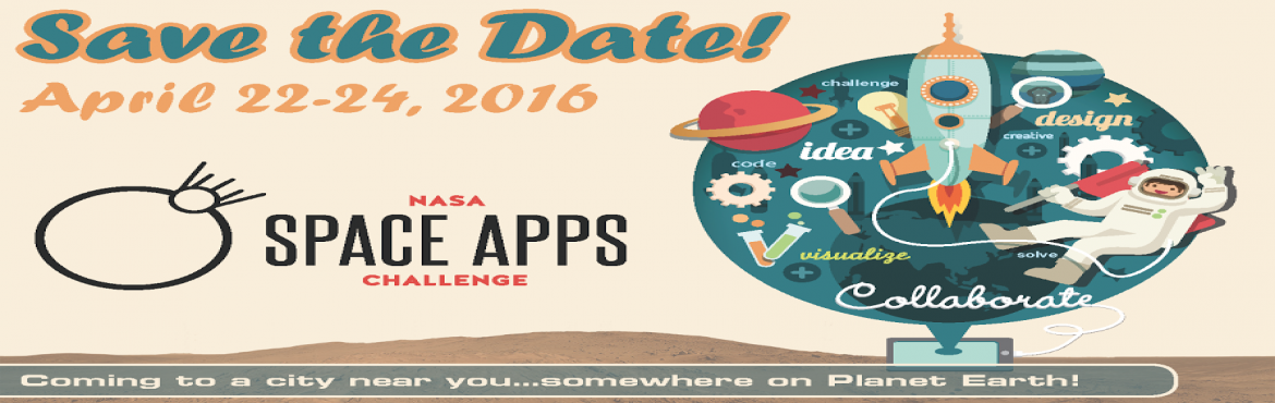 NASA's Space Apps Challenge Hyderabad 2016