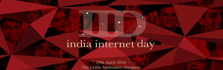 India Internet Day 2016