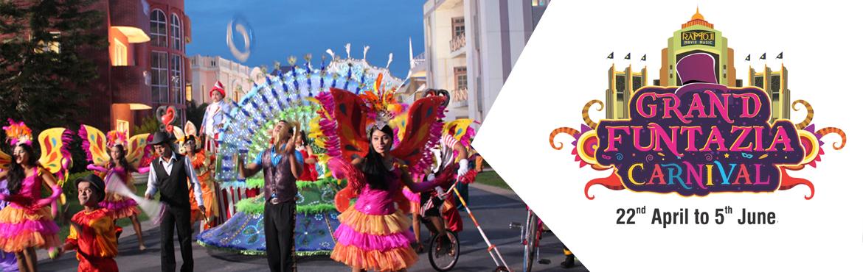 Grand Funtazia Carnival Funday Package