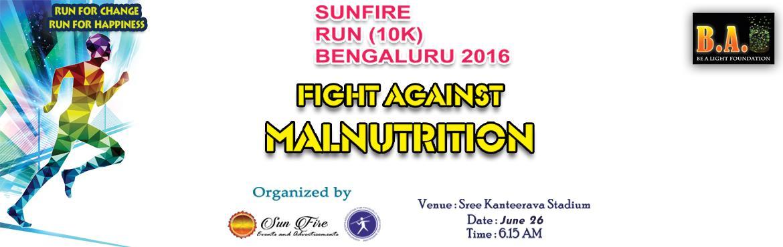 Sunfire Run 10K Bengaluru 2016