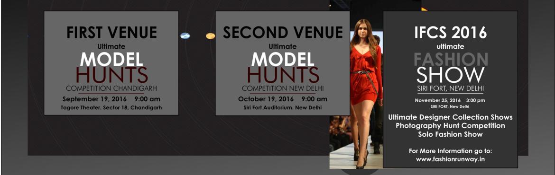 Upcoming Fashion Show Delhi