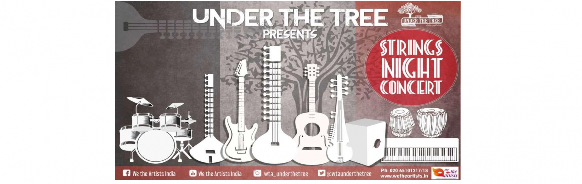 Strings Night Concert - Under the Tree copy
