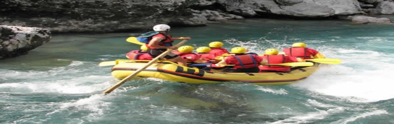 River Rafting with Trekking-Spartans at Kolad 17th April 2016 - 2350/