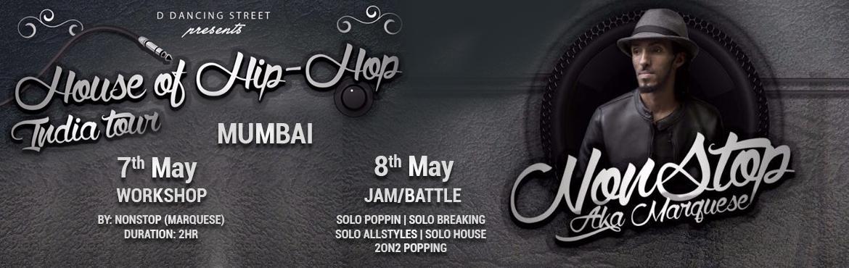 House of Hip Hop India Tour Mumbai