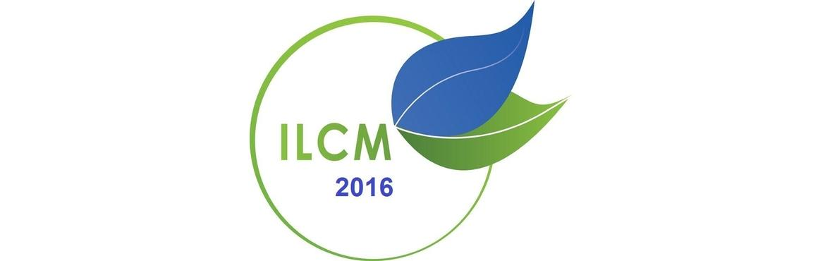 Indian Conference on Life Cycle Management (ILCM) 2016