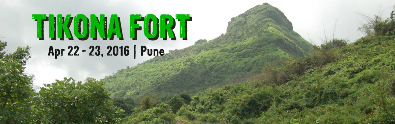 Night trek to Tikona: Bike Riding, Night Trek and Tent stay on Tikona fort