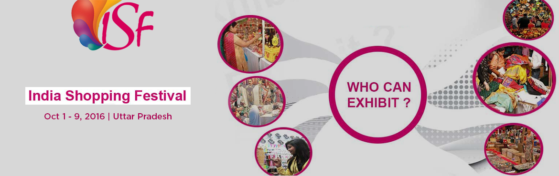India Shopping Festival 2016 (ISF 2016)