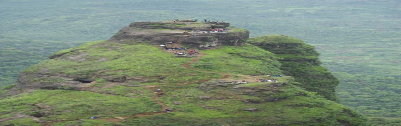 Night Camping And  Trek - Kalavantin Durg