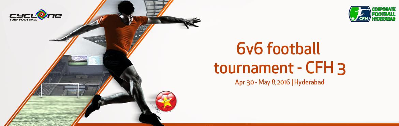 6v6 football tournament - CFH 3