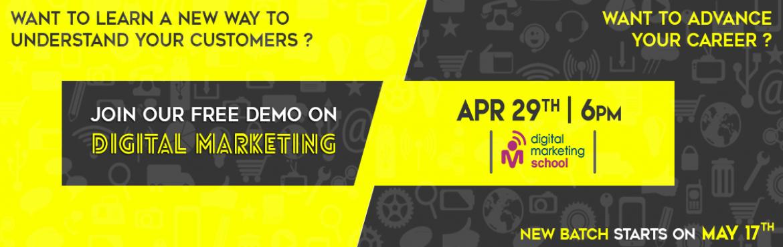 Orientation on Digital Marketing