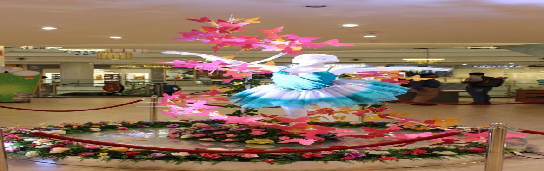 Phoenix Marketcity exhibits Spring Summer inspired art pieces