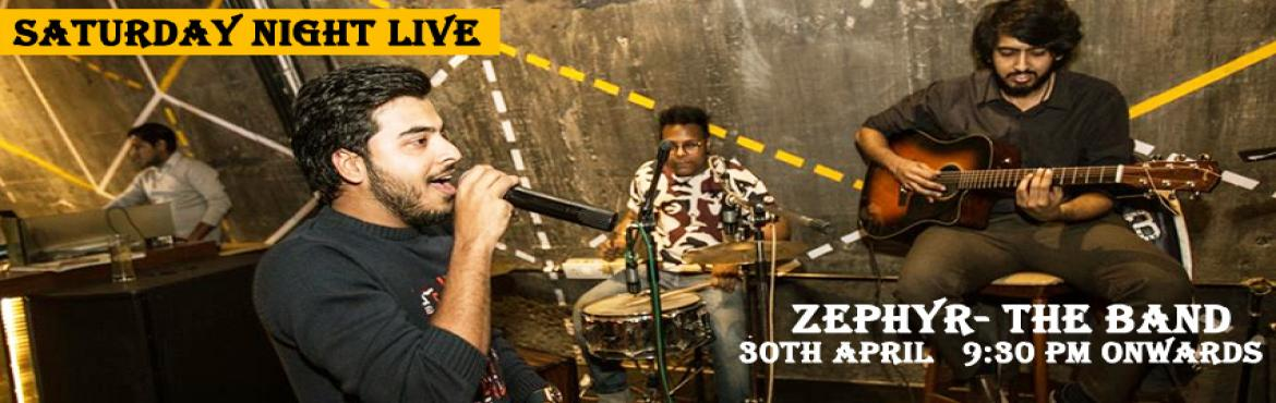 Saturday Live: Zephyr - The Band