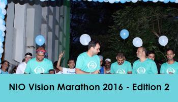 NIO Vision Marathon 2016 - Edition 2