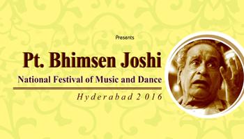 Pt.Bhimsen Joshi National Festival of Music and Dance 2016