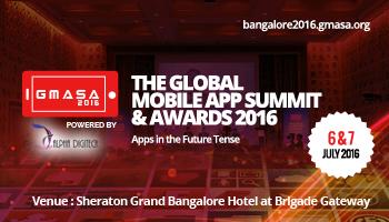 GMASA 2016 - Bangalore