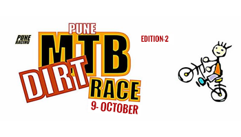 9 Pune MTB Dirt Race  2nd Edition